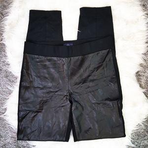 NYDJ Faux Leather Leggings